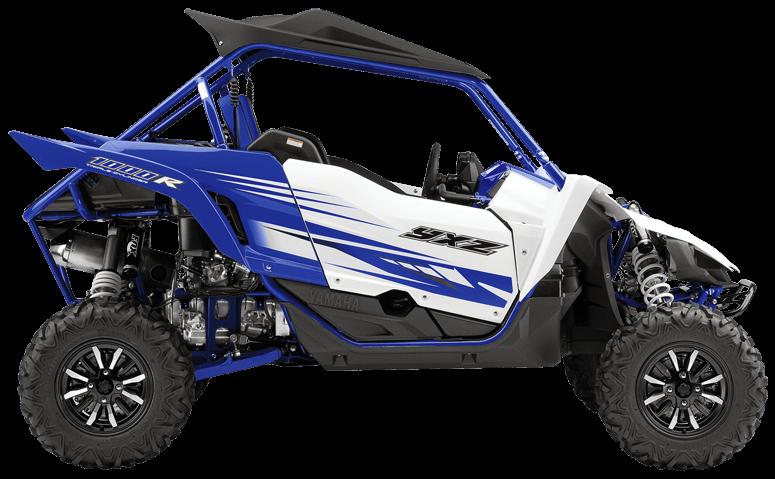 Yamaha Side By Side >> New Yamaha Yxz1000r Sport Side By Side