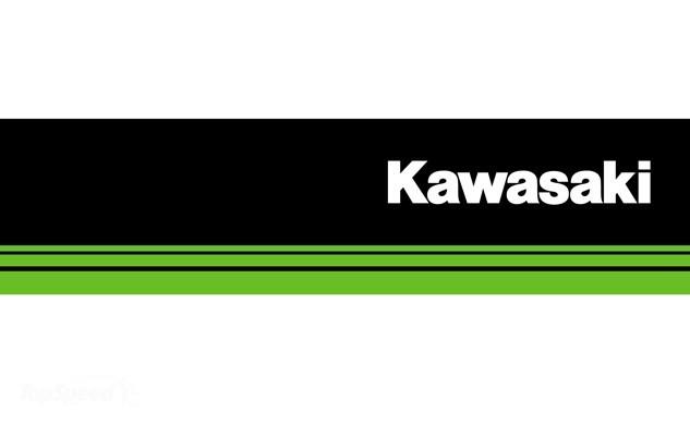 Kawasaki's 50th Anniversary Logo
